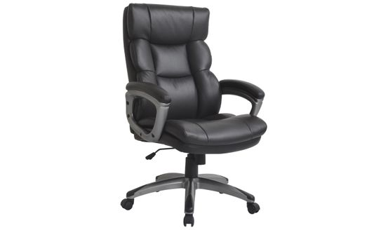 Directors Office Chair - Brown PU